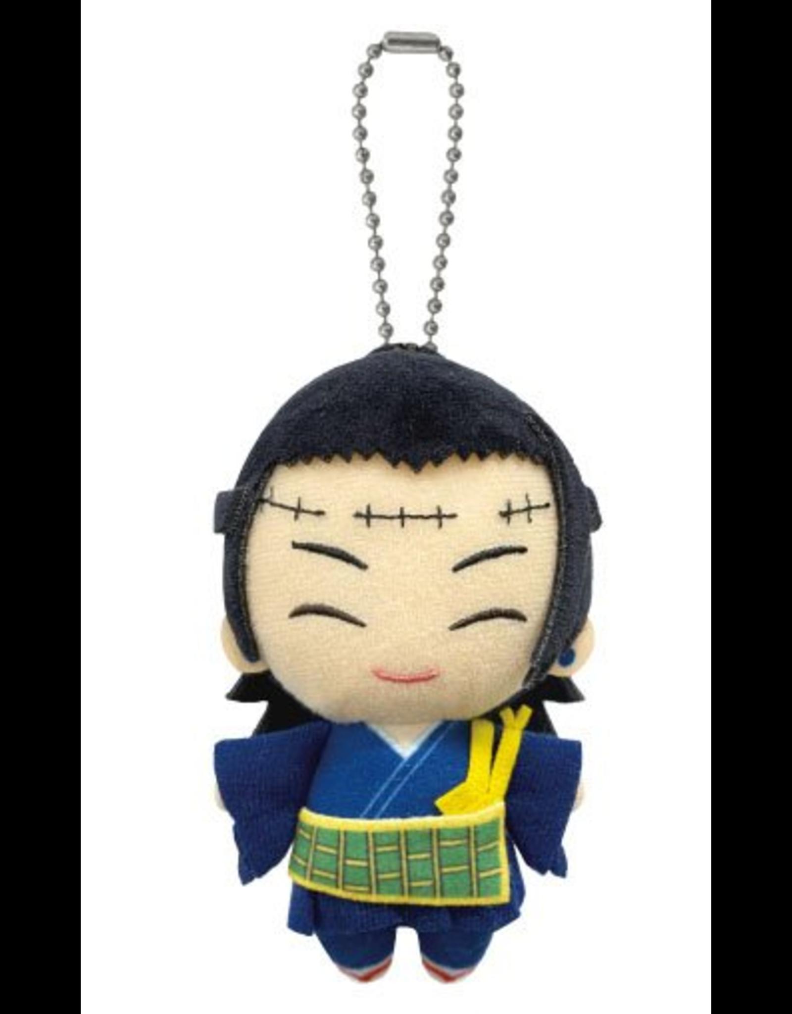 Jujutsu Kaisen - Suguru Geto - Ball Chain Mascot Plush - 11 cm