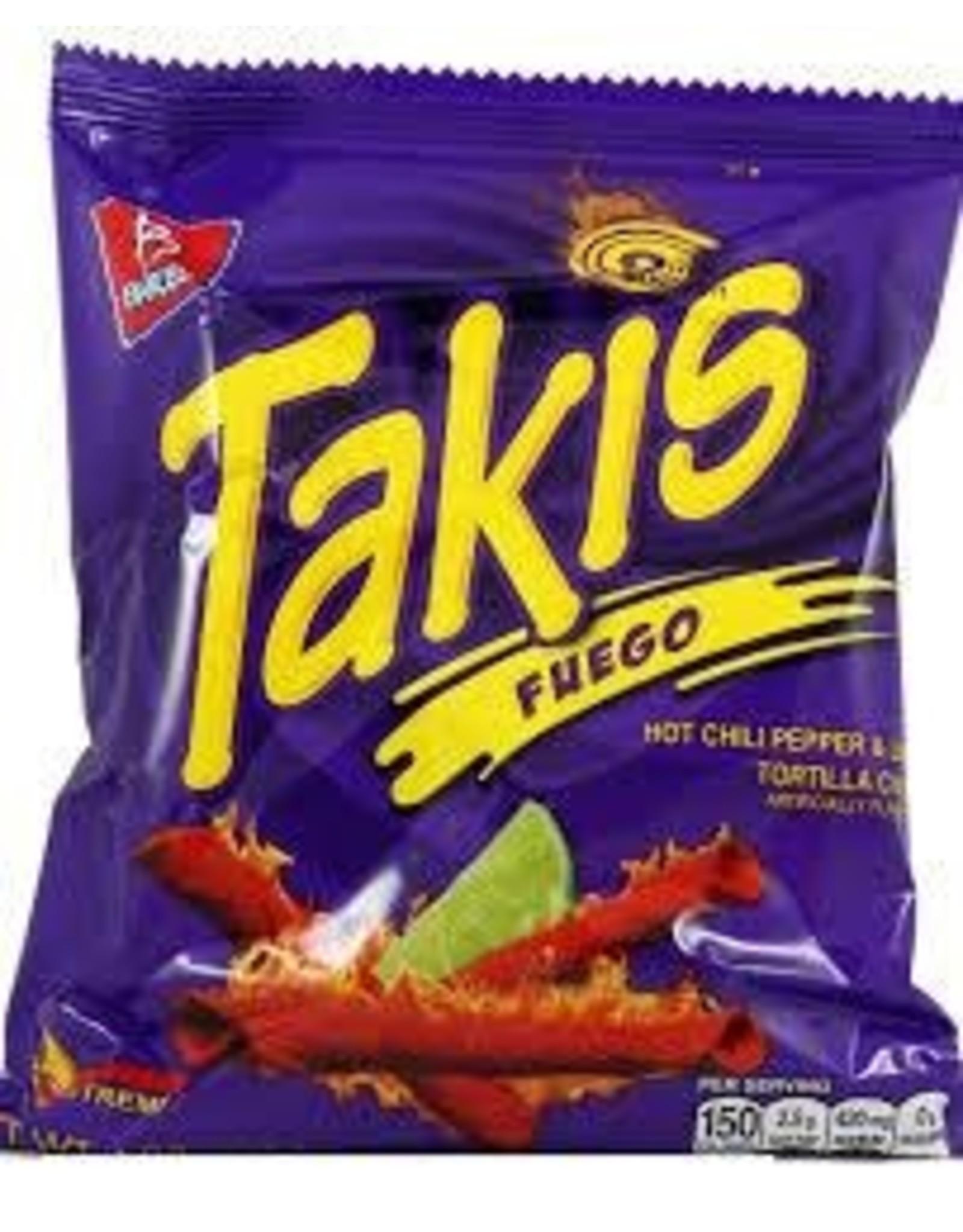 Takis Fuego - 68g