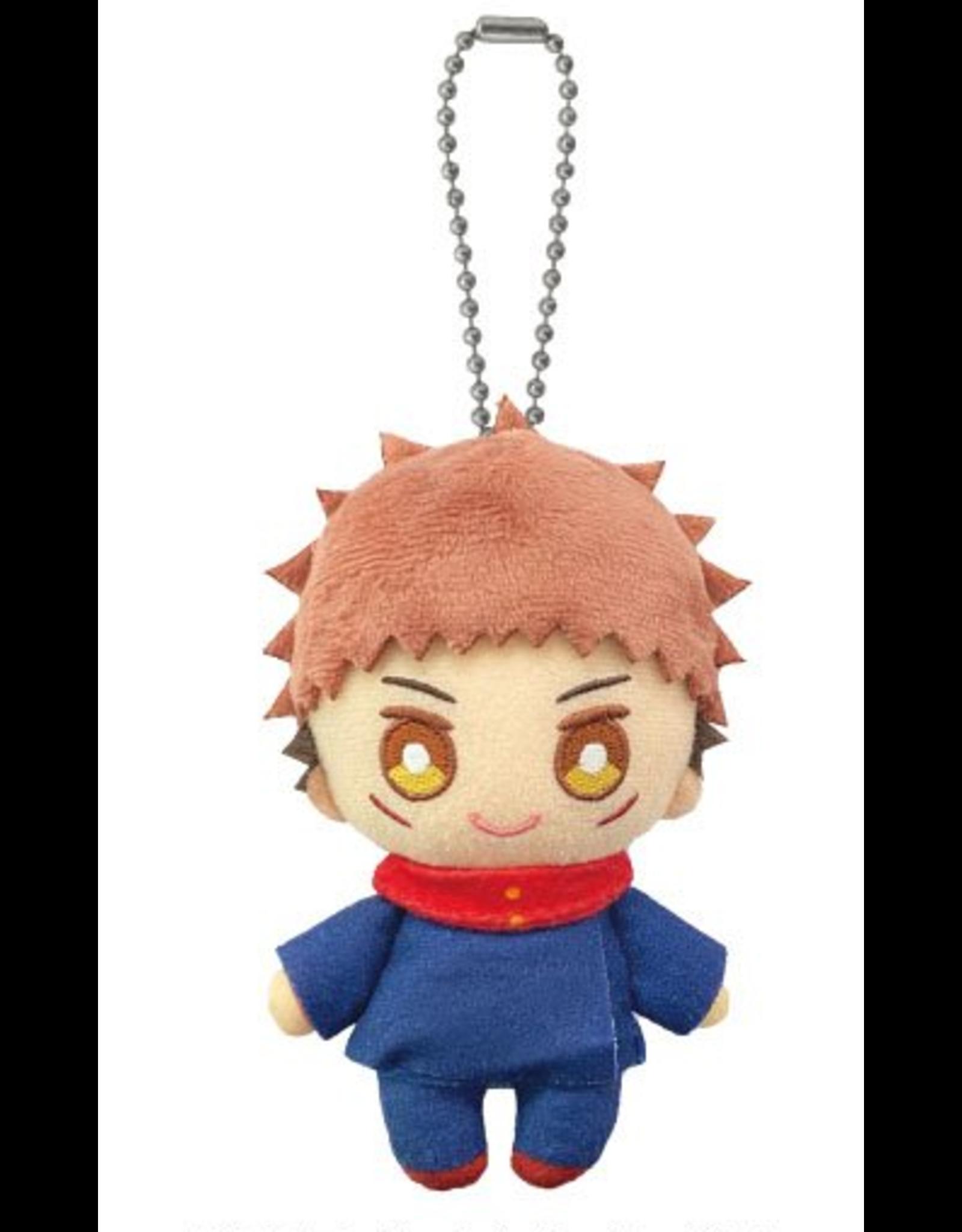 Jujutsu Kaisen - Yuji Itadori - Ball Chain Mascot Plush - 11 cm
