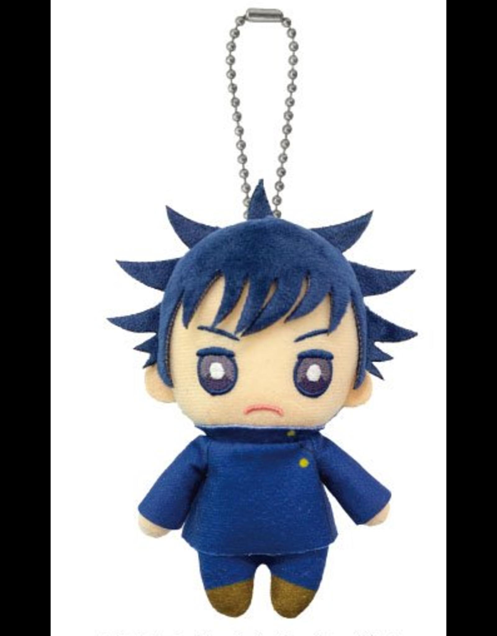 Jujutsu Kaisen - Megumi Fushiguro - Ball Chain Mascot Plush - 11 cm