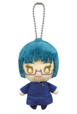 Jujutsu Kaisen - Maki Zenin - Ball Chain Mascot Plush - 11 cm