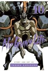 No Guns Life 10 (English) - Manga