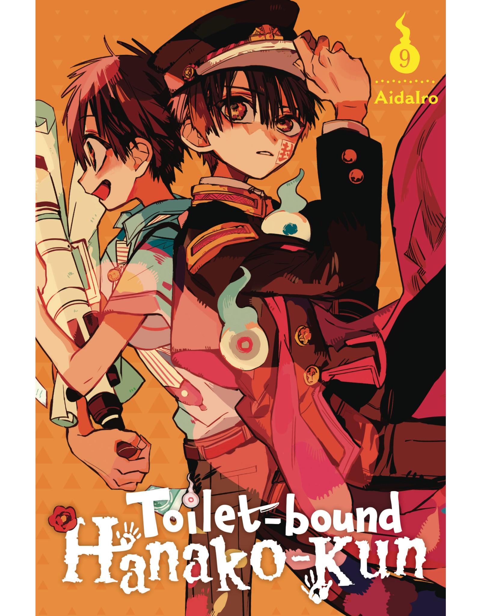 Toilet-Bound Hanako-Kun 9 (Engelstalig) - Manga
