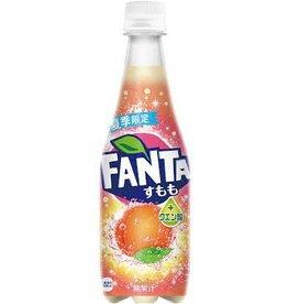 Fanta Sumomo Plum 350ml (Japanese version)