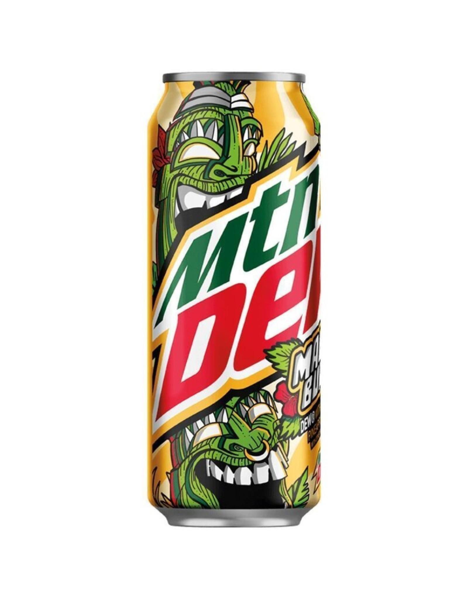 Mtn Dew - Maui Burst XL - 473 ml