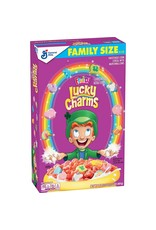 Lucky Charms Fruity - Family Size - 601g