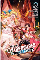 The Hero Is Overpowered but Overly Cautious 3 (English) - Manga
