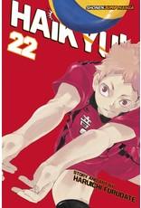 Haikyu!! 22 (English) - Manga