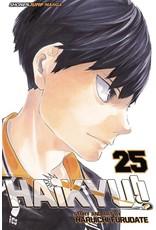 Haikyu!! 25 (English) - Manga