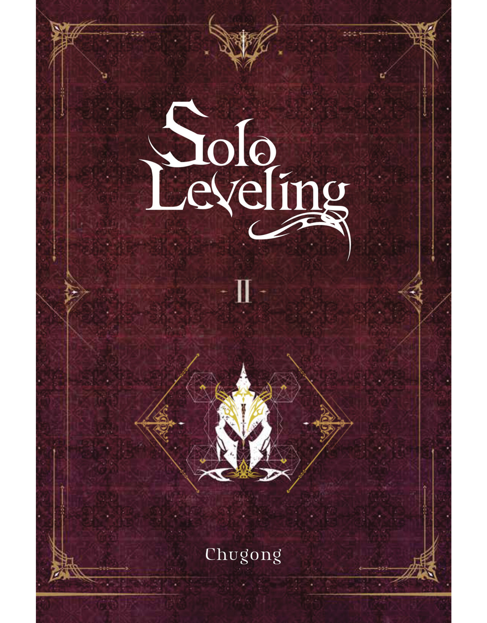 Solo Leveling 02 (Engelstalig) - Light Novel