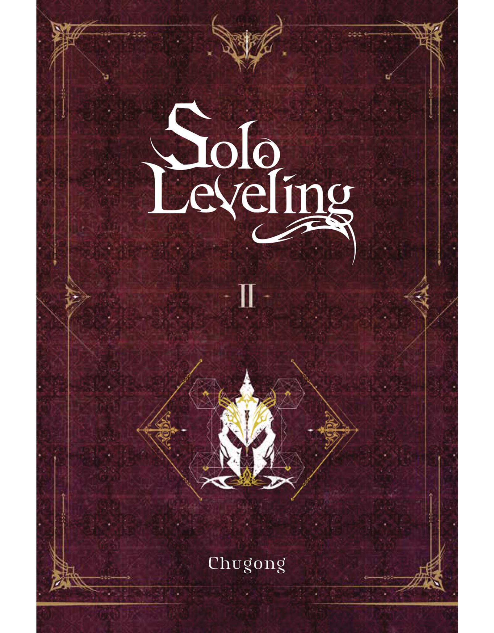 Solo Leveling 02 (English) - Light Novel