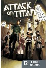 Attack on Titan 13 (Engelstalig) - Manga