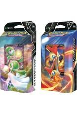 Pokémon Trading Card Game - V Battle Deck - Victini/Gardevoir (random)