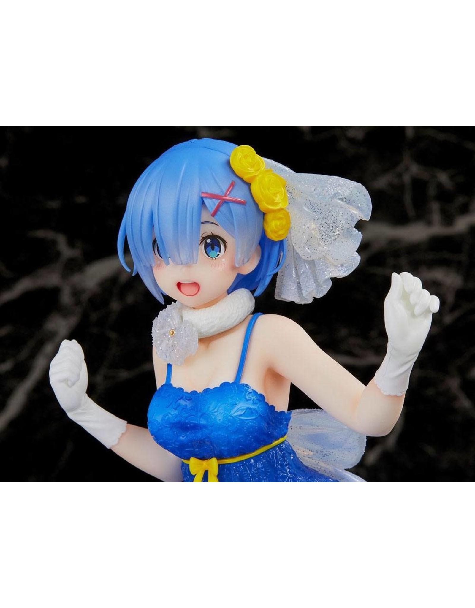 Re: Zero - Rem - Clear Dress Version - PVC Statue - 23 cm