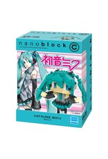 Nanoblock - Hatsune Miku CN-08 - Hatsune Miku