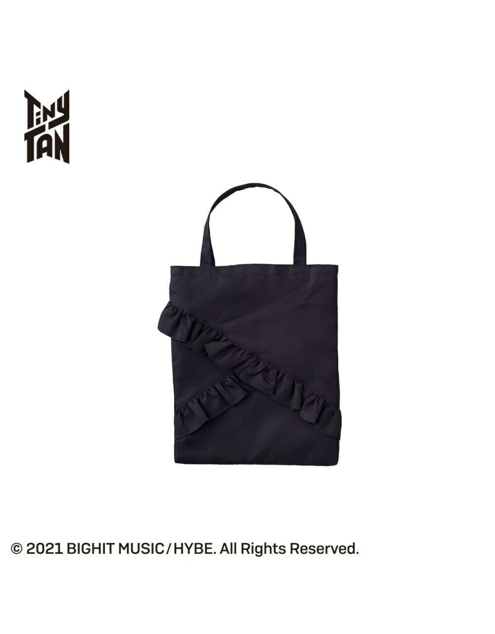 TinyTAN Dreaming Boys - Official Tote Bag - Black