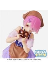 Re: Zero Starting Life in Another World - Ram - Oktoberfest Version - SEGA Super Premium PVC Figure - 20 cm