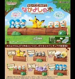 Re-Ment - Pokémon - Nakayoshi Friends - Blind Box (1 of 6)