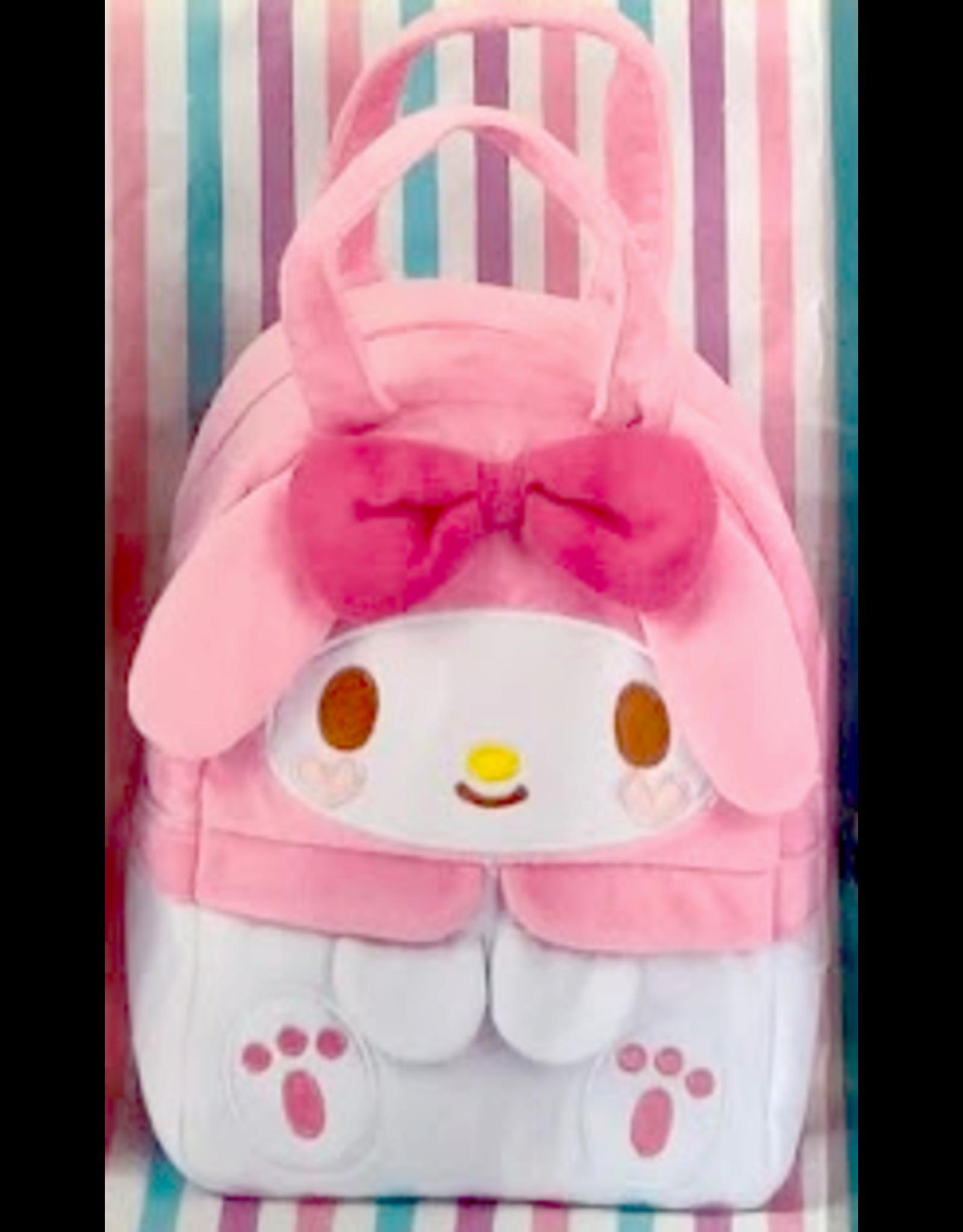 Sanrio Characters Kawaii FuwaFuwa Soft Bag - MyMelody