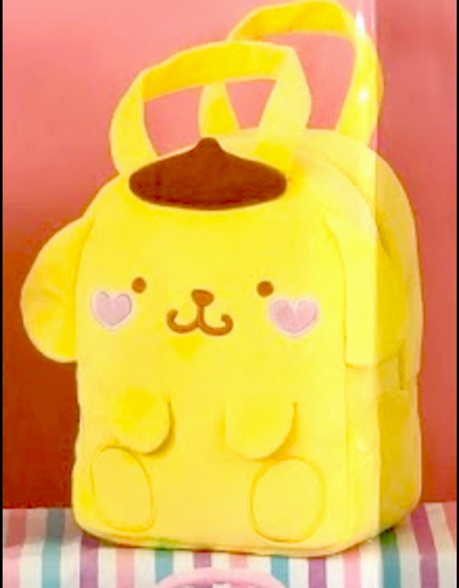 Sanrio Characters Kawaii FuwaFuwa Soft Bag - Pompompurin