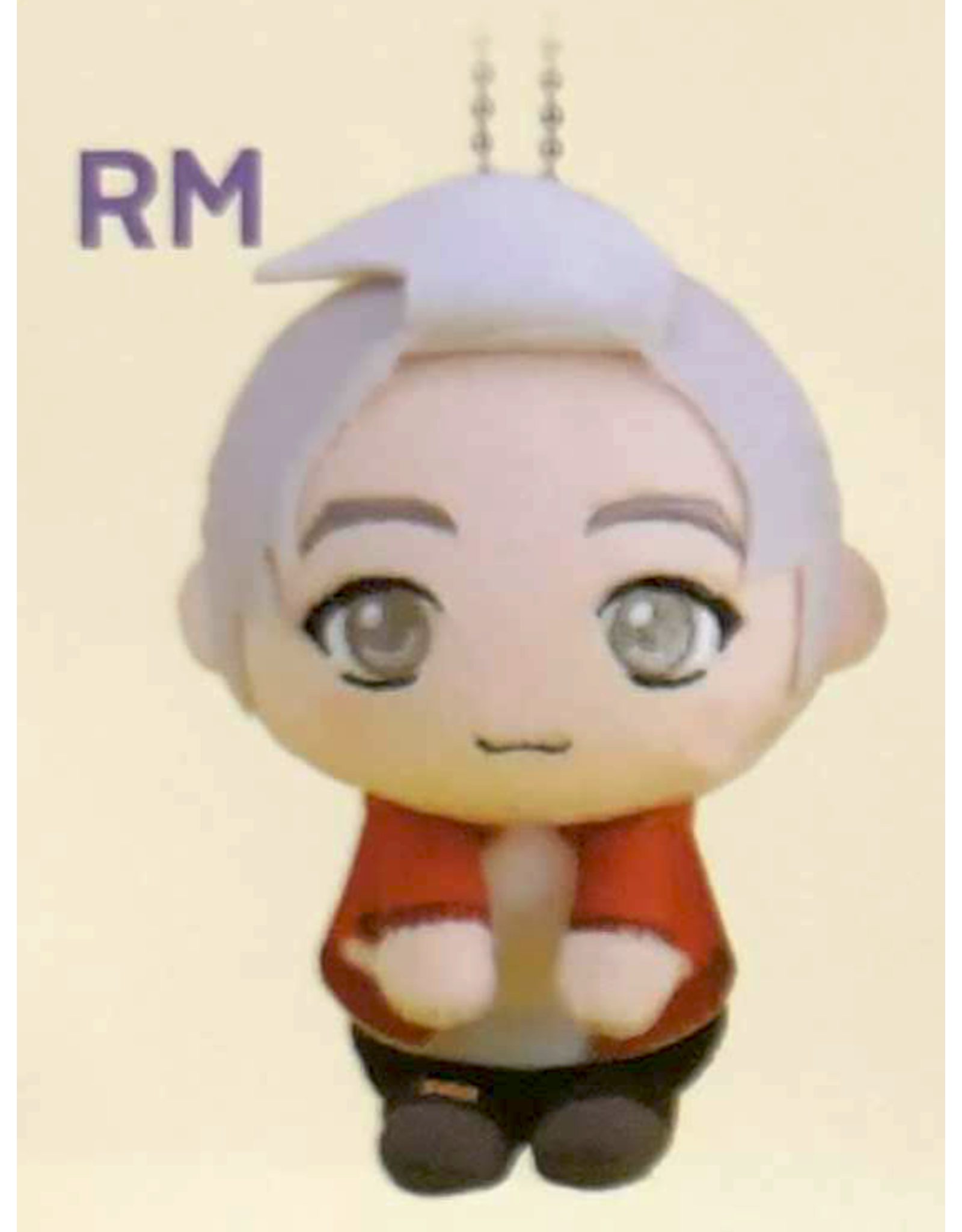 TinyTan & You - Extraction Mascot BTS Keychain Plushie - 12 cm - RM