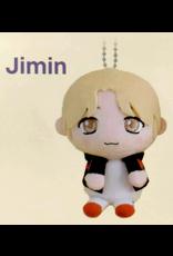 TinyTan & You - Extraction Mascot BTS Keychain Plushie - 12 cm - Jimin