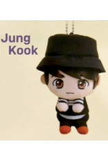 TinyTan & You - Extraction Mascot BTS Keychain Plushie - 12 cm - Jung Kook