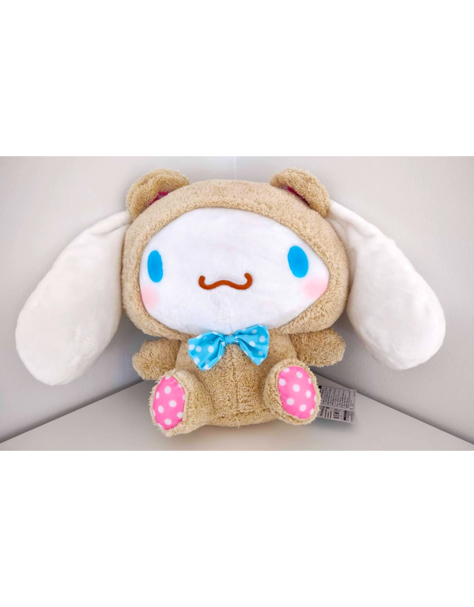 Cinnamoroll - BIG Plush - Cinnamoroll Bear - 30 cm
