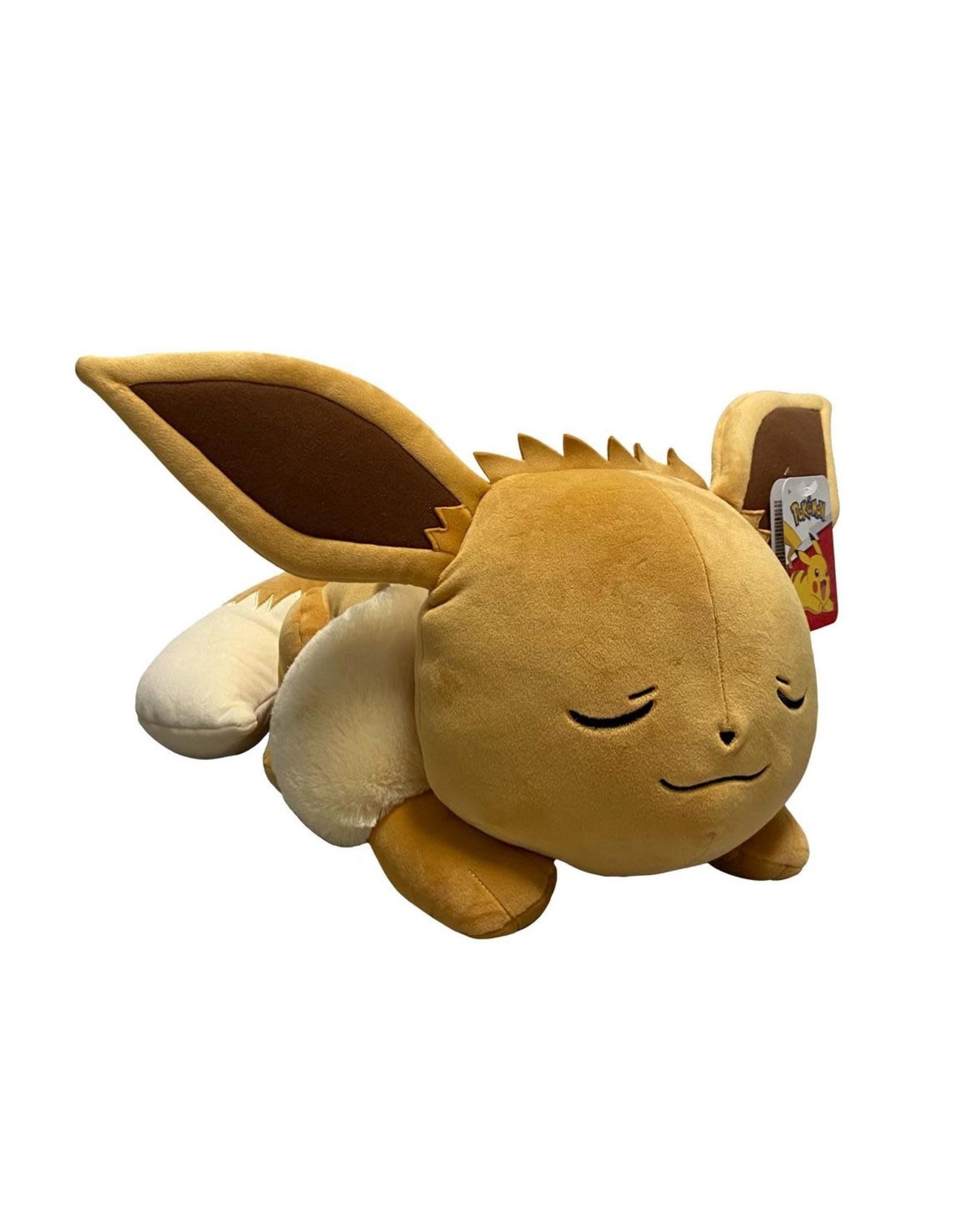 Pokémon Big Plush - Sleeping Eevee - 45 cm