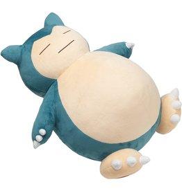 Pokémon Big Plush - Sleeping Snorlax - 45 cm