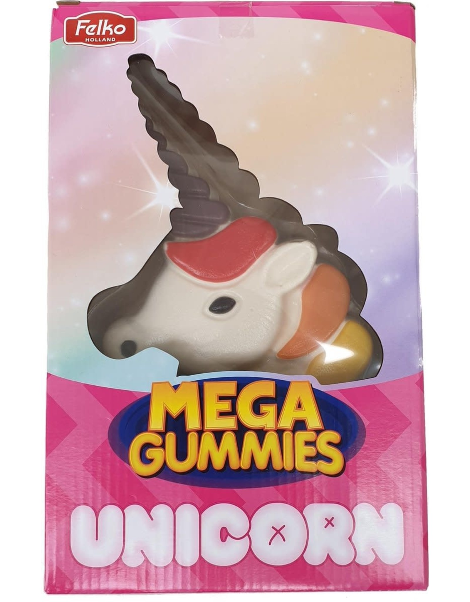 Mega Gummies - Unicorn - 600g