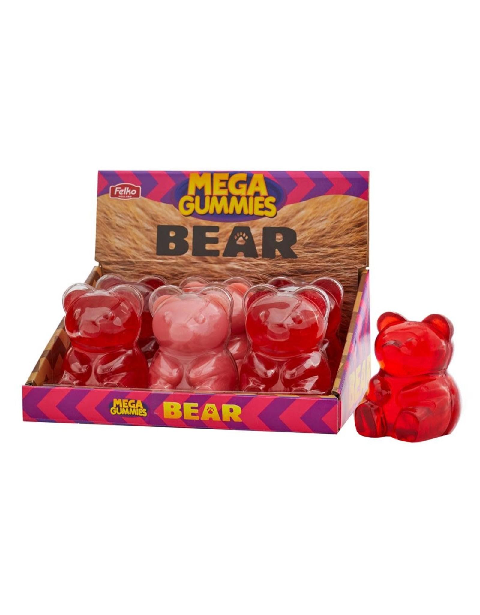 Mega Gummies - Jelly bear - 350g