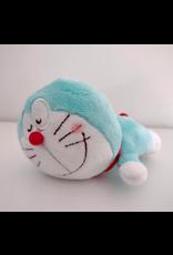 Doraemon - Oyasumi Sleep Tight Mini Mascot Plush - Sleeping - 10 cm