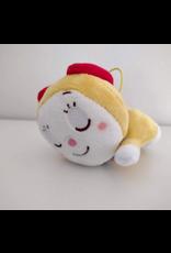 Doraemon - Oyasumi Sleep Tight Mini Mascot Plush - Dorami - 10 cm