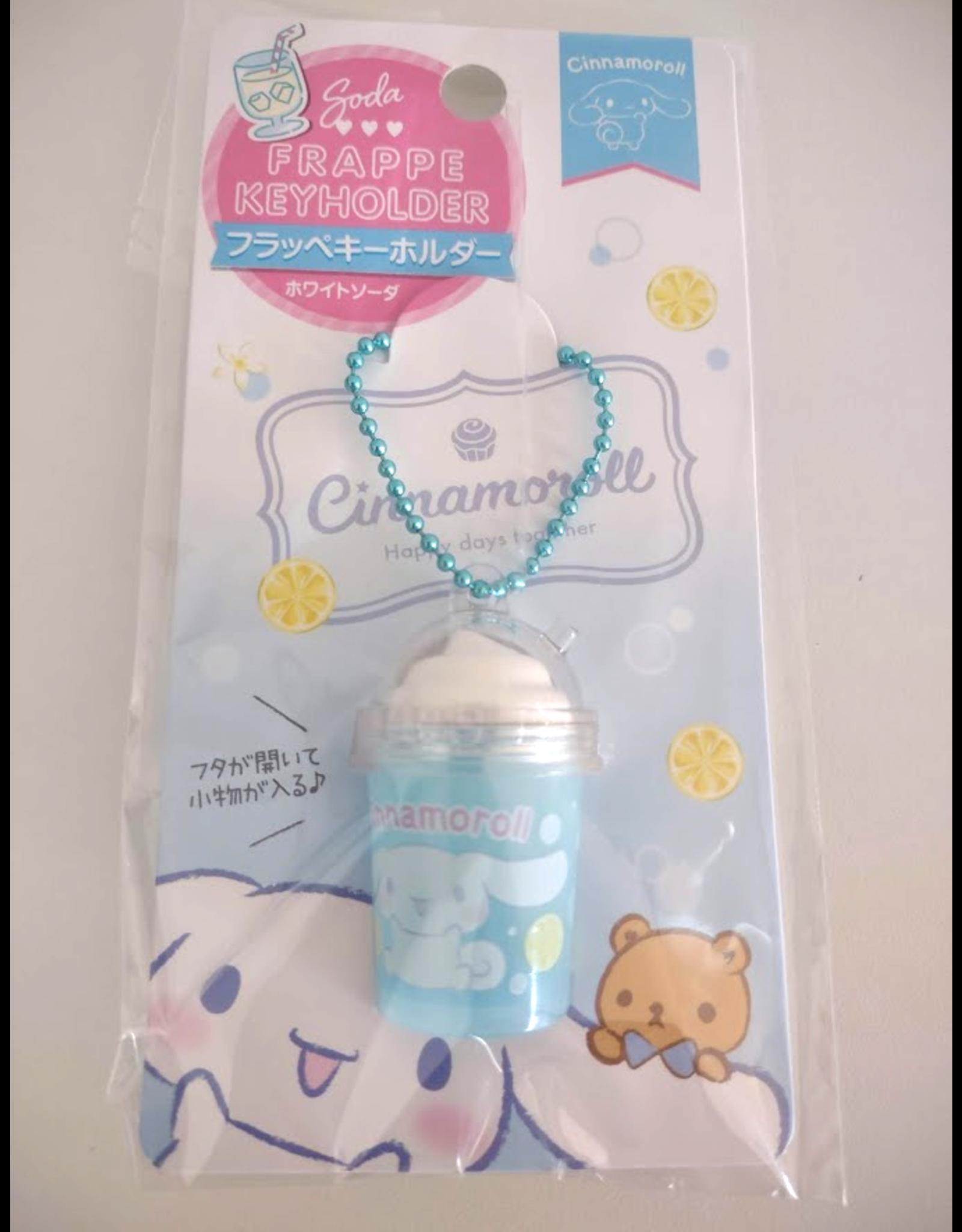 Sanrio Frappe Keyholder - Cinnamoroll Soda
