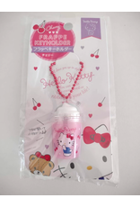 Sanrio Frappe Keyholder - Hello Kitty Cherry