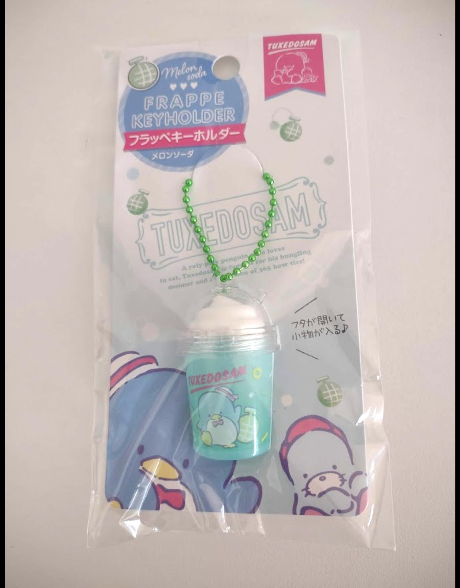 Sanrio Frappe Keyholder - Tuxedo Sam Melon Soda
