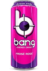 Bang Energy Drink - Frosé Rosé - 500 ml