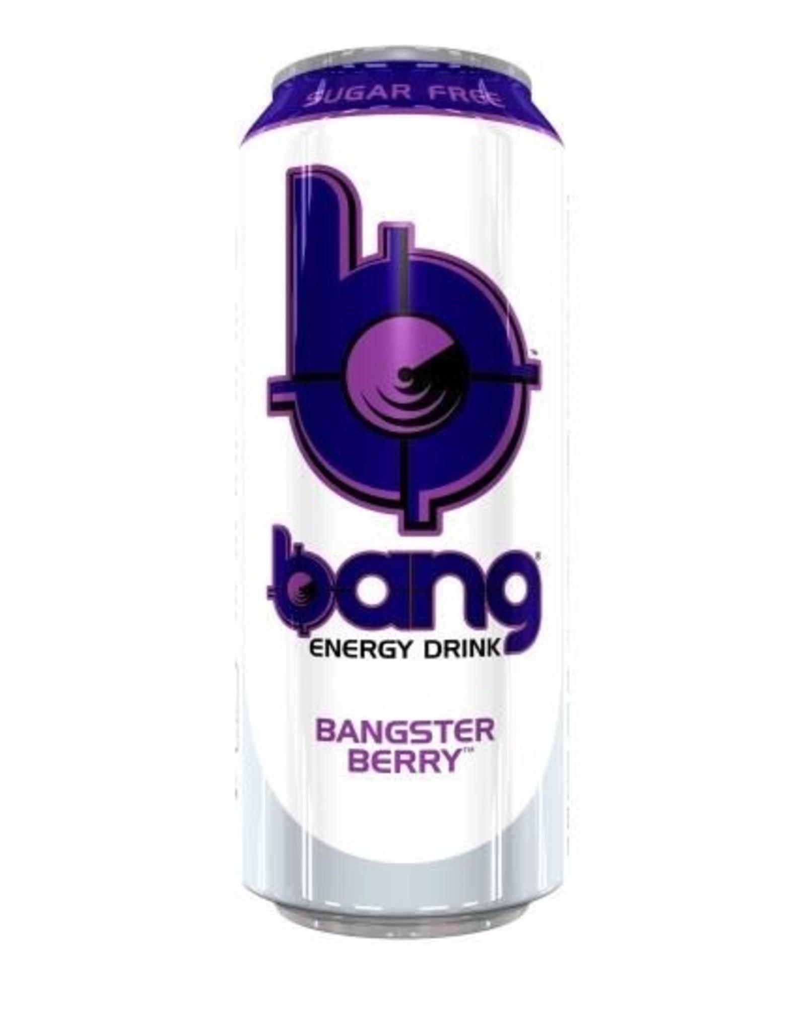 Bang Energy Drink - Bangster Berry - 500 ml