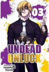 Undead Unluck 3 (Engelstalig) - Manga