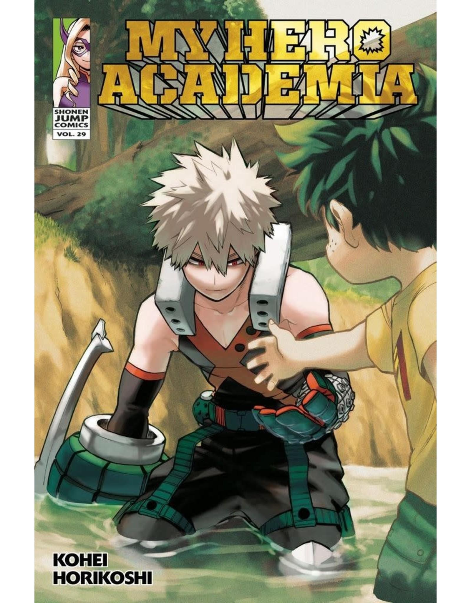 My Hero Academia Volume 29 (English) - Manga