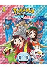 Pokémon Sword & Shield 1 (Engelstalig) - Manga