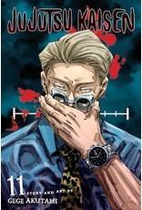 Jujutsu Kaisen 11 (English) - Manga