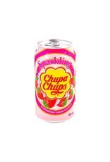Chupa Chups Sparkling - Strawberry & Cream - 345 ml