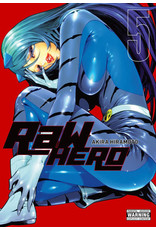 Raw Hero 5 (Engelstalig) - Manga