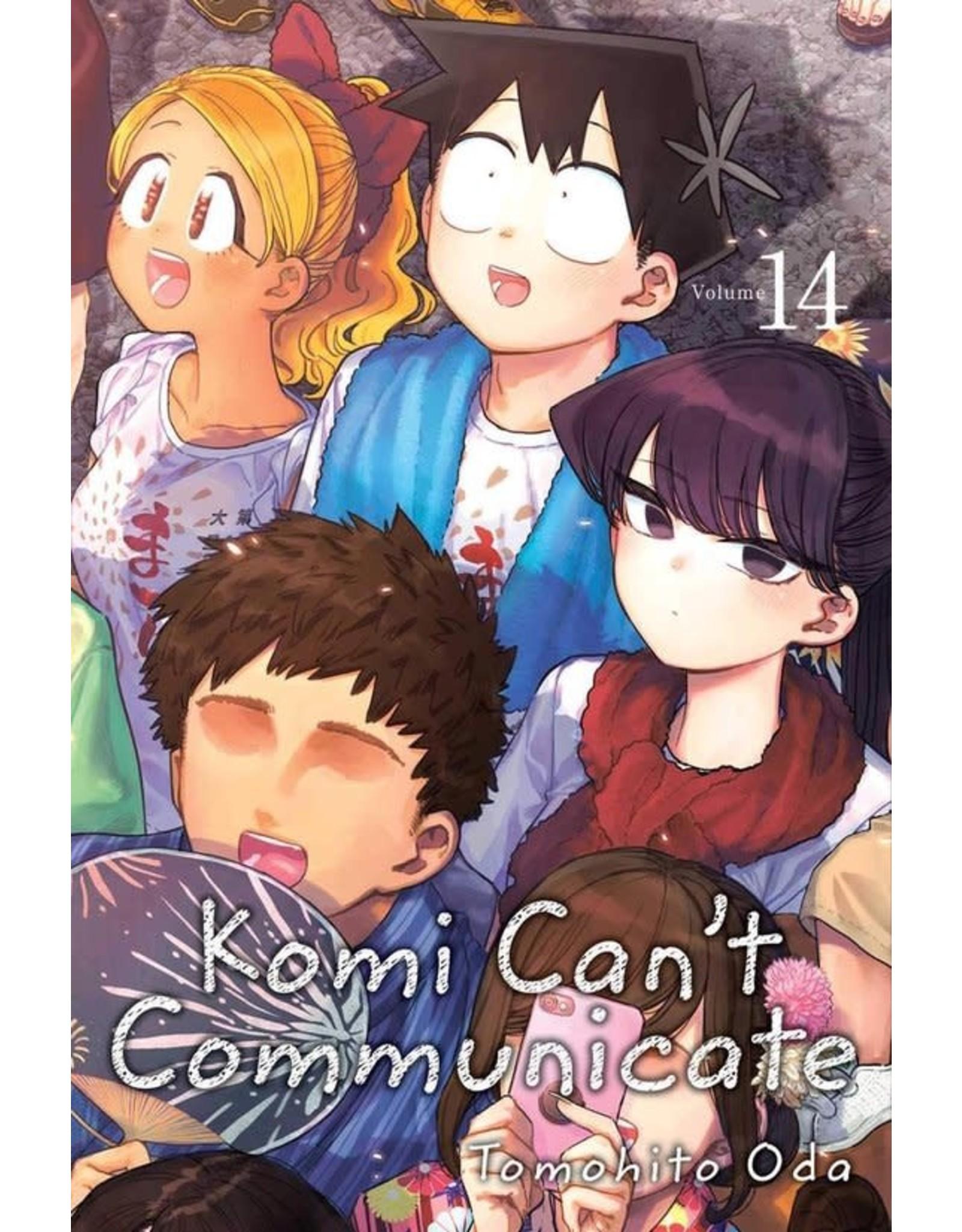 Komi Can't Communicate 14 (English) - Manga