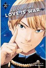 Kaguya-Sama: Love is War 20 (Engelstalig) - Manga