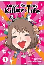 Happy Kanako's Killer Life 1 (English) - Manga