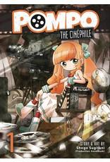 Pompo The Cinéphile 1 (Engelstalig) - Manga