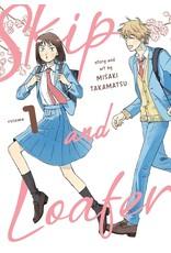 Skip and Loafer 1 (Engelstalig) - Manga